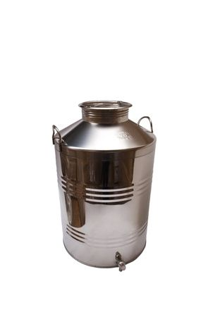 100 liters stainless steel tank