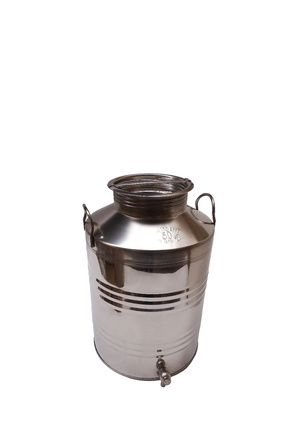50 liters stainless steel tank