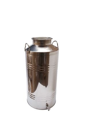 75 liters stainless steel tank