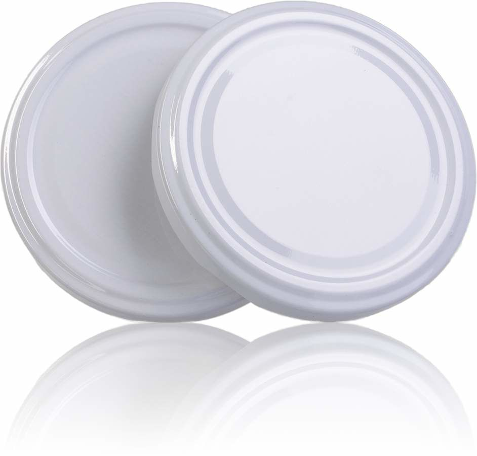 Lid TO 38 White Pasteurization without button
