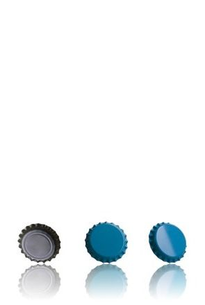 Crown 26 Stopper Light Blue
