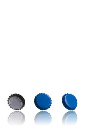 Crown 26 Stopper Medium Blue