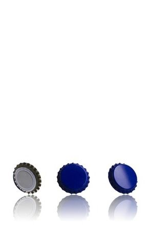Crown 26 Stopper Dark Blue