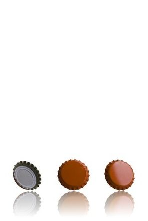Crown 26 Stopper Orange