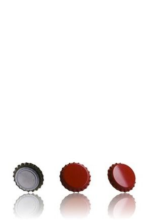 Crown 26 Stopper Red