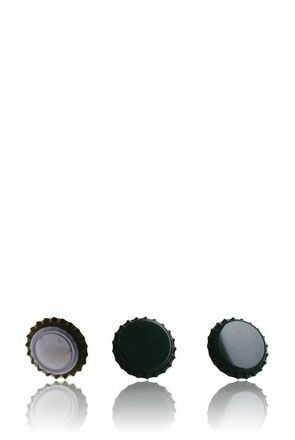 Crown 26 Stopper Green