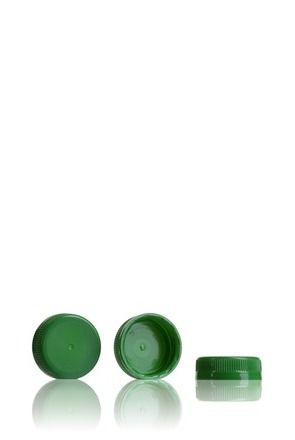Tapon Verde 38 mm 38 33 3 entradas