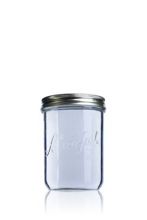 Airtight glass jar Le Parfait Wiss 750 ml-750ml-BocaLPW-100mm