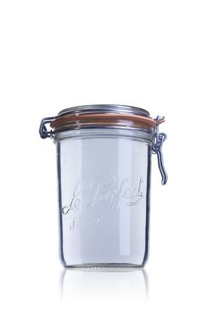 Airtight glass jar Terrine Le Parfait 1000 ml-1000ml-BocaLPS-100mm