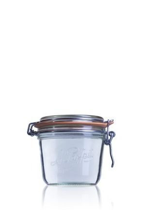 Airtight glass jar Terrine Le Parfait 500 ml-500ml-BocaLPS-100mm
