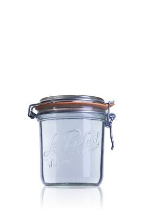 Airtight glass jar Terrine Le Parfait 750 ml-750ml-BocaLPS-100mm
